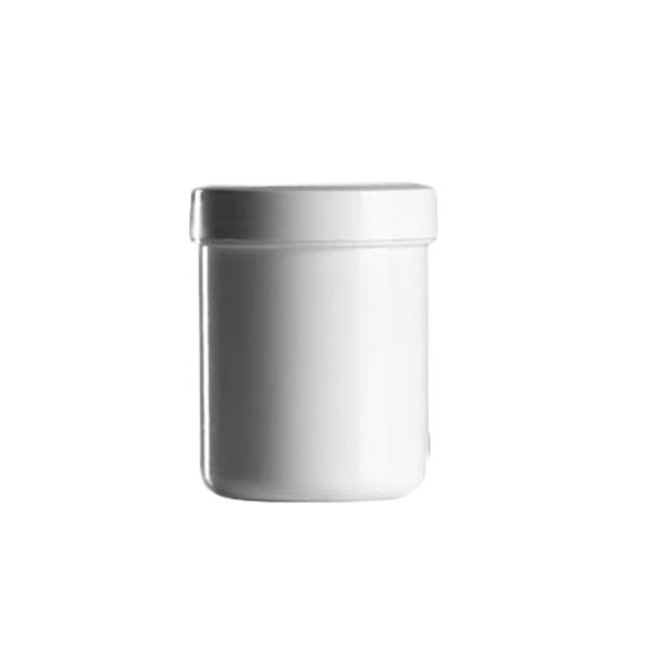 Geocaching Container 48mm white