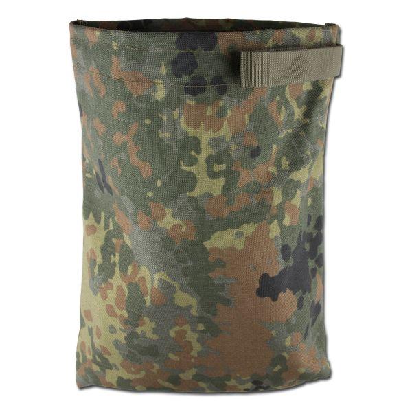 Nylon Bag Large flecktarn
