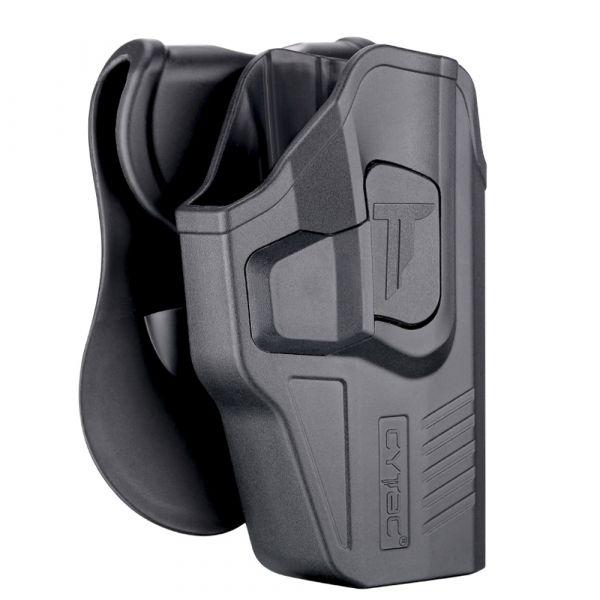 Cytac Paddle Holster R-Defender Gen3 Glock 19/23/32 RH black