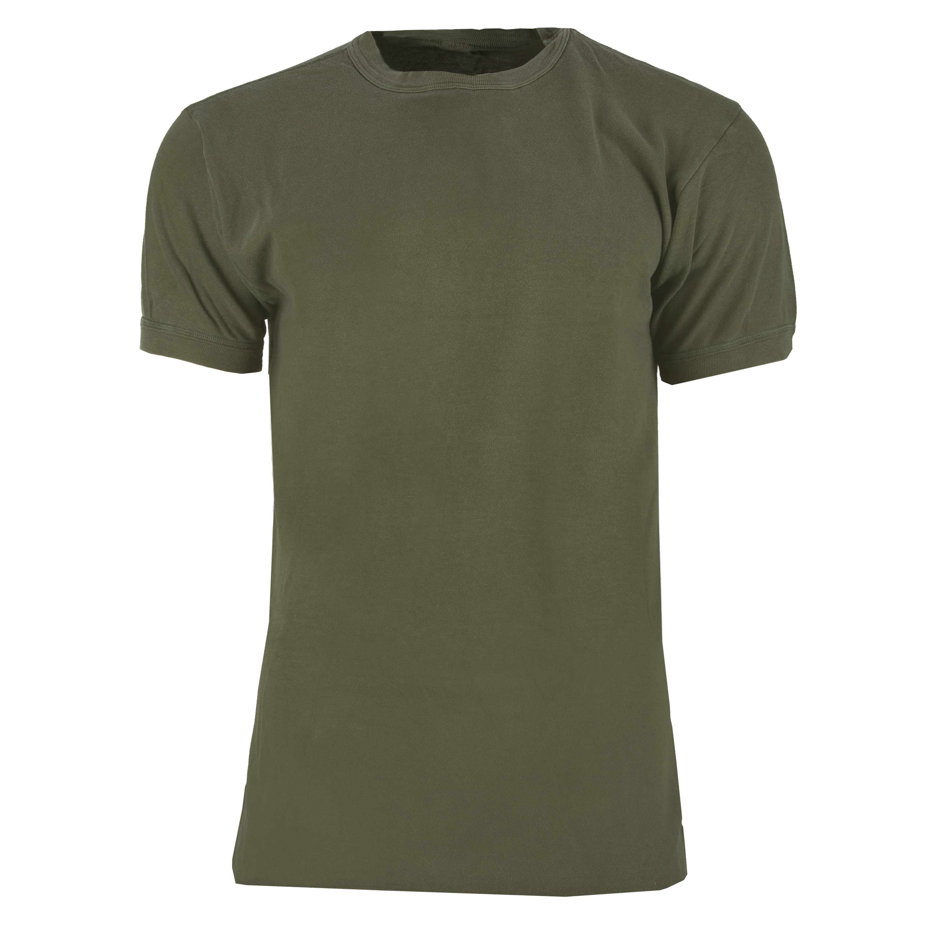 German Army Under Shirt Short Sleeve used