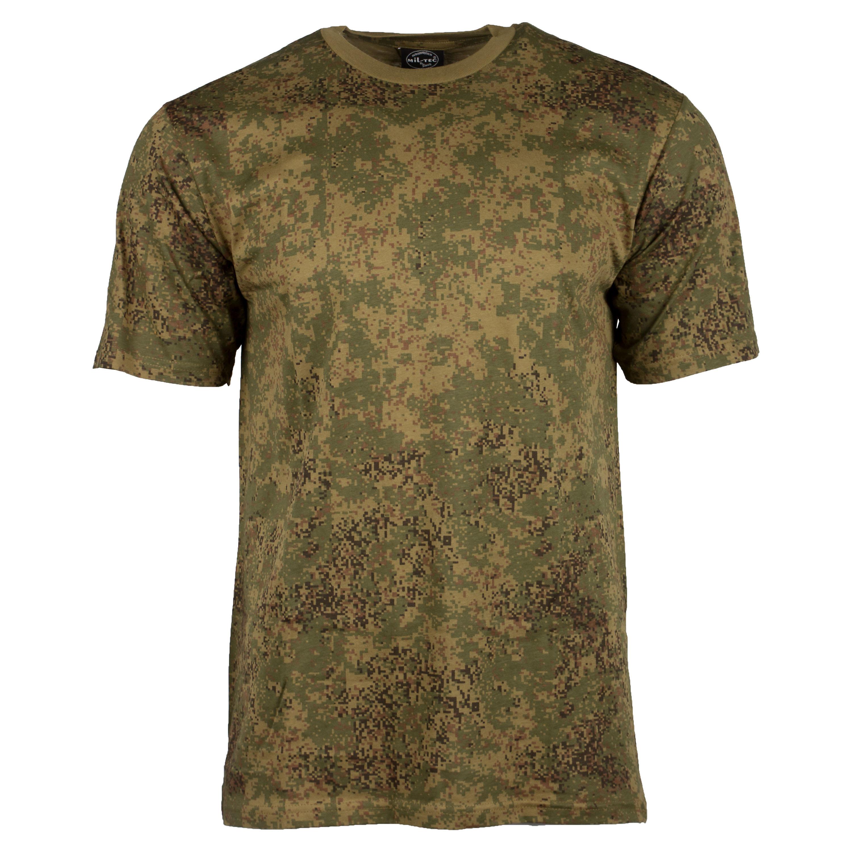 T-Shirt Russian digital tarn