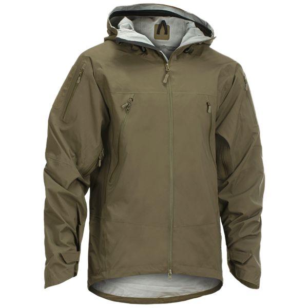 ClawGear Jacket Melierax Hardshell stone gray olive