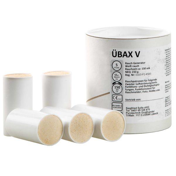 Björnax Smoke Cartridge AX 60 Übax V white