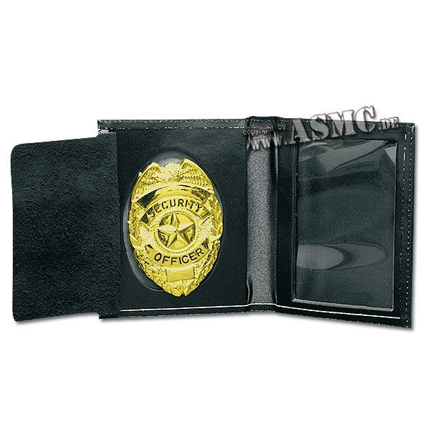 Batch Case Security Officer, gold