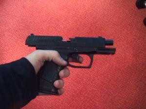 Walther P99 schwarz 0,5J