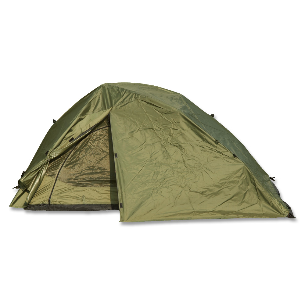 One-man Tent Mil-Tec Pop-up Double Skin olive