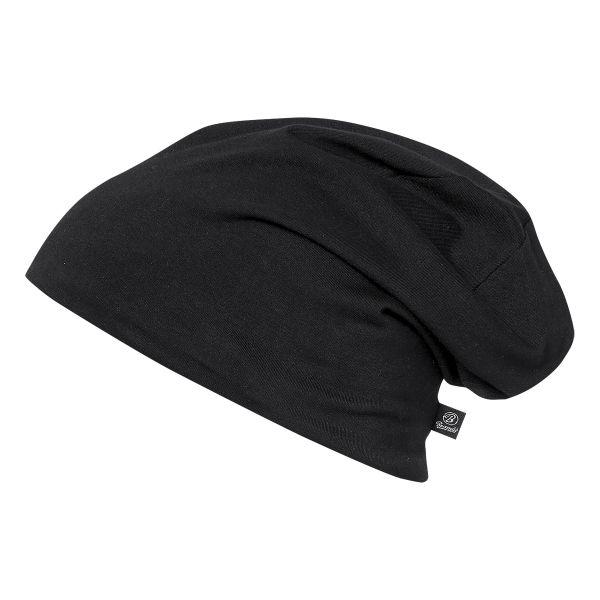 Brandit Beanie Jersey Bicolor black anthracite