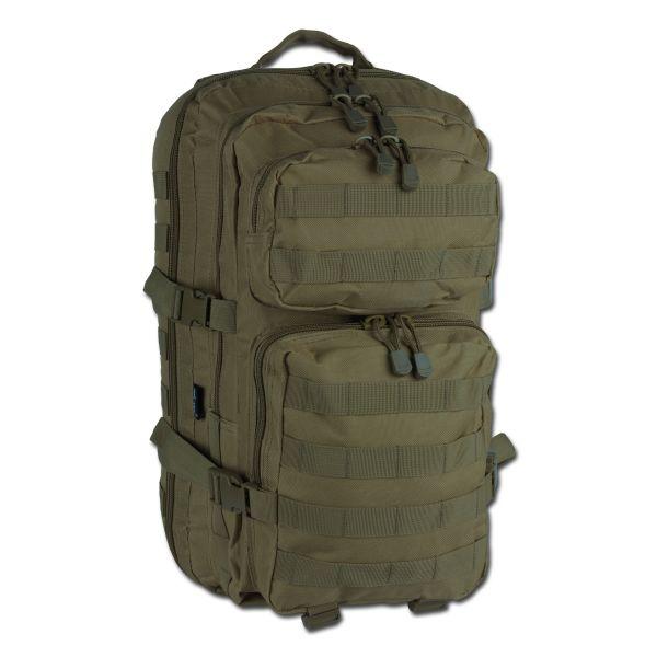 One Strap Backpack Assault Pack Large olive