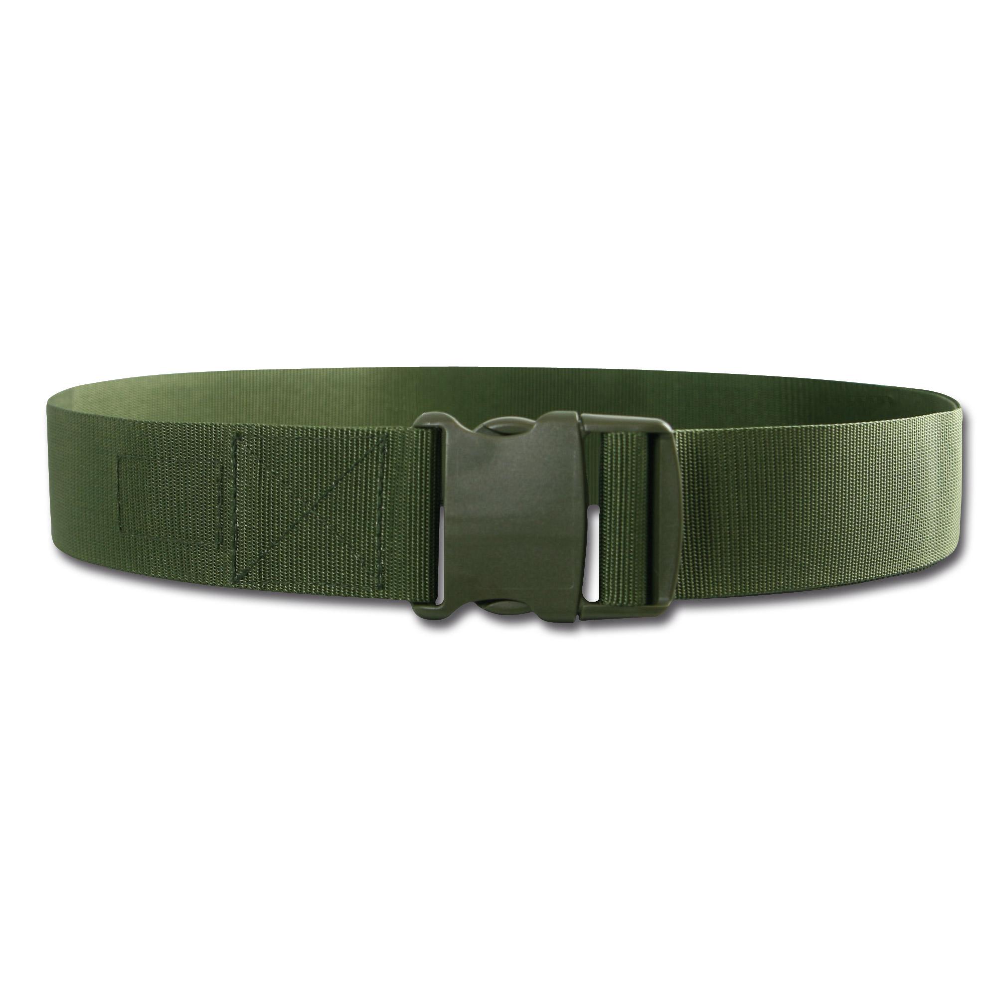 Duty Belt TacGear olive
