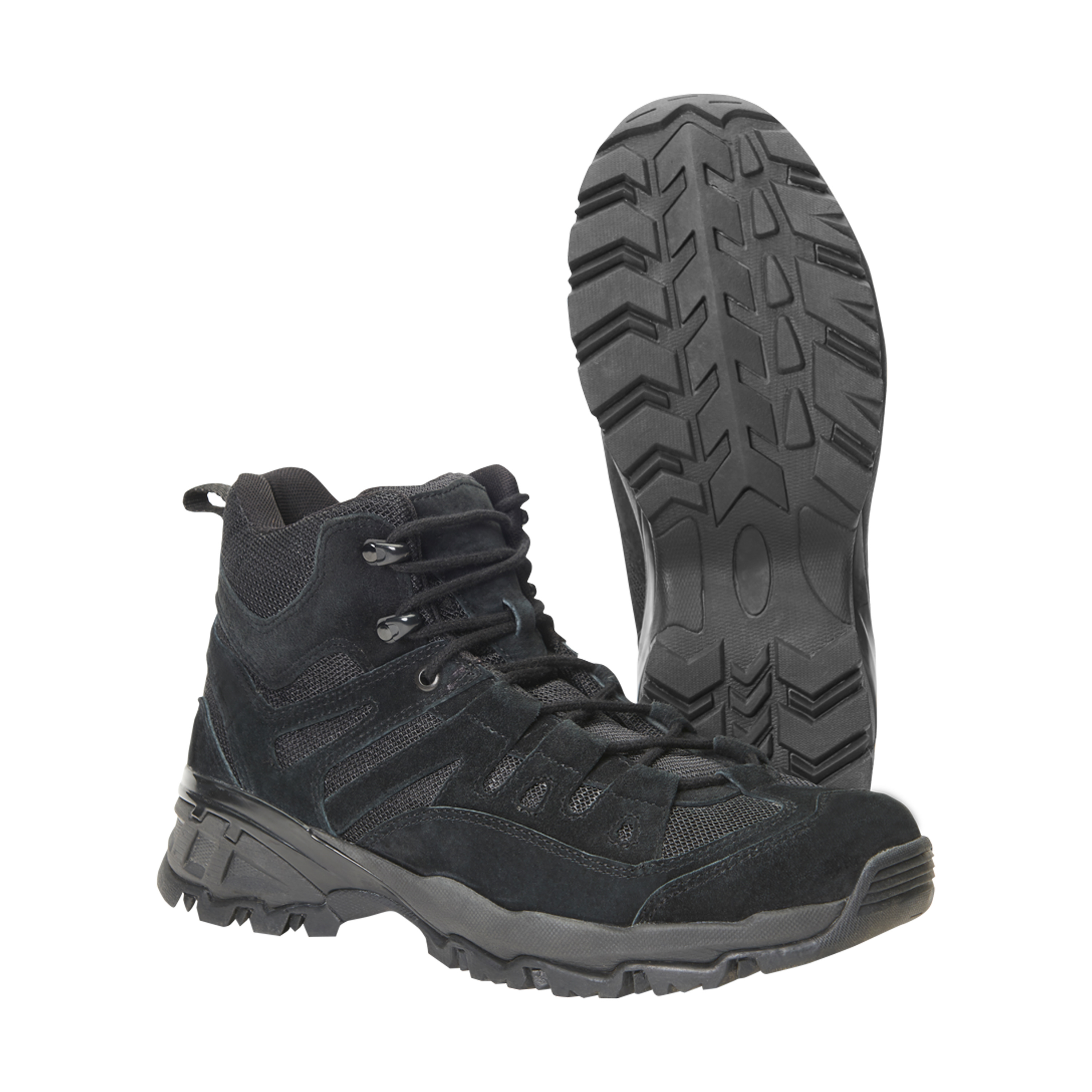 Brandit Boots Outdoor Trail Mid black