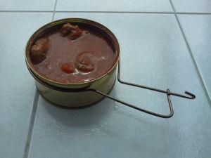 Fleischbällchen in Soße