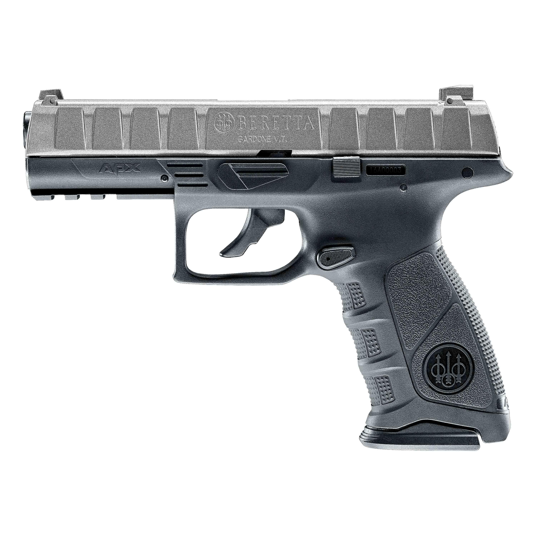 Beretta Co2 Pistol APX 4.5 mm gray