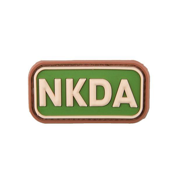 3D-Patch NKDA - No Known Drug Allergies multicam