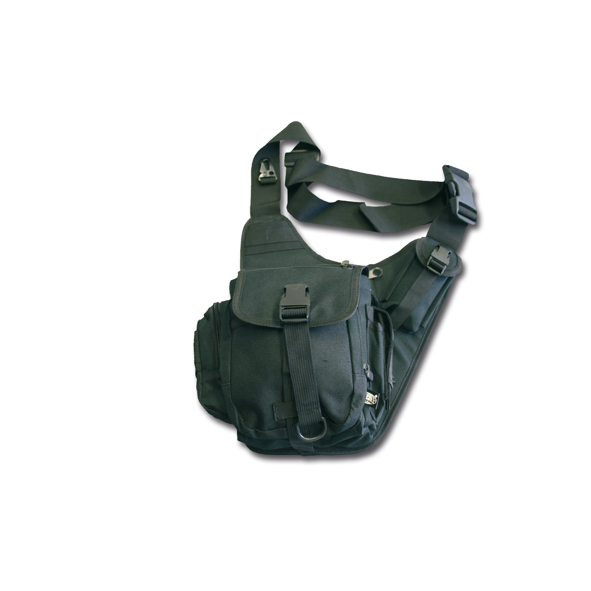 Shoulder Bag Combat black