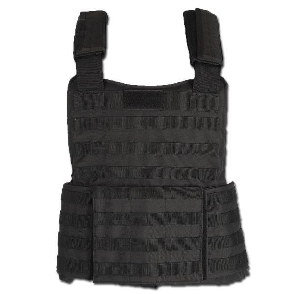 Modular Vest Mil-Tec Padded, black