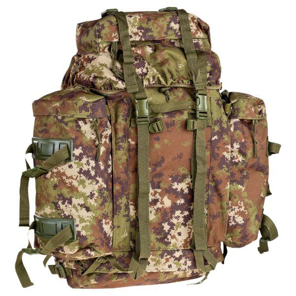 BW Backpack Mountain 100 L vegetato