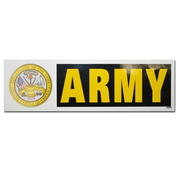 Bumper Sticker ARMY