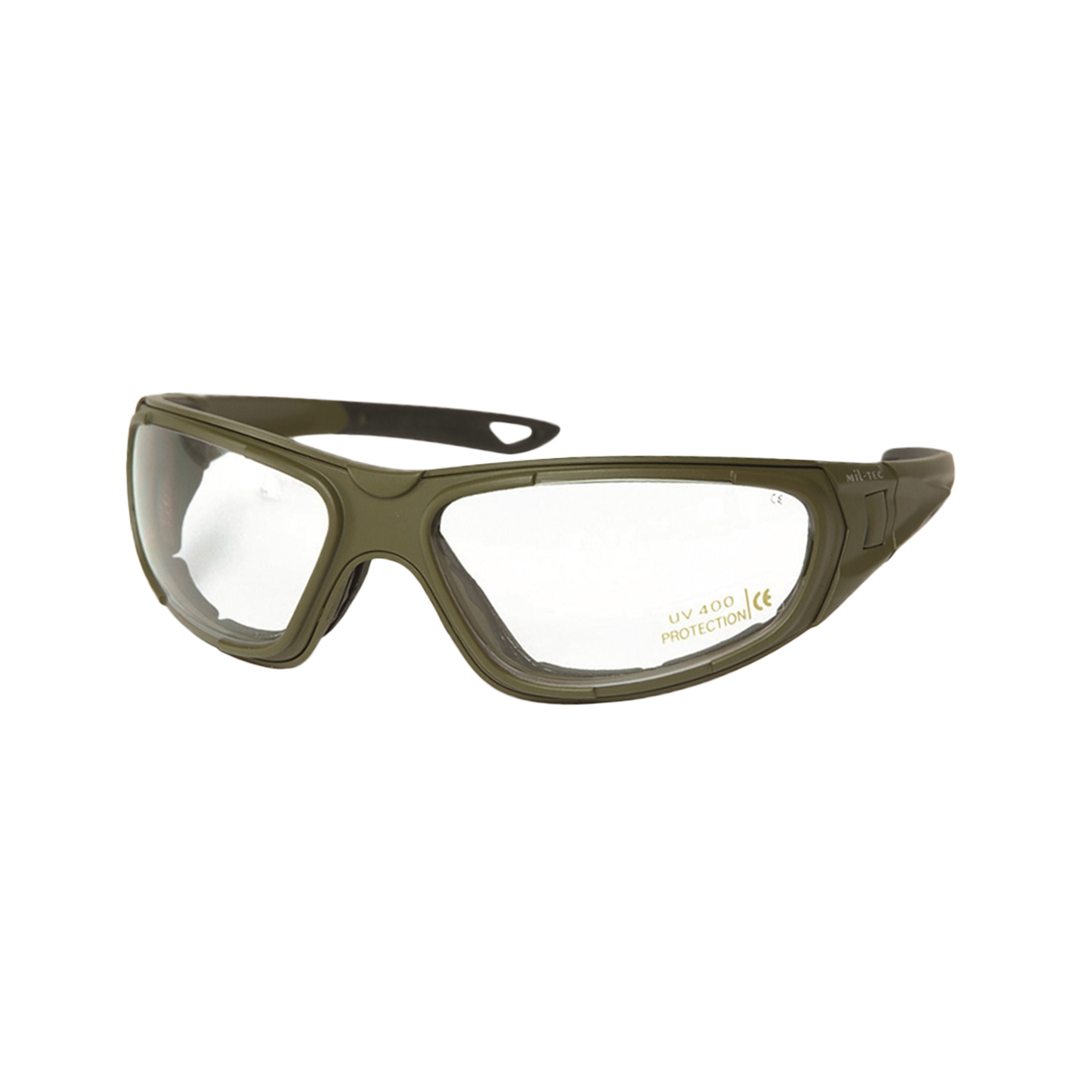 Tactical Glasses 3in1 olive