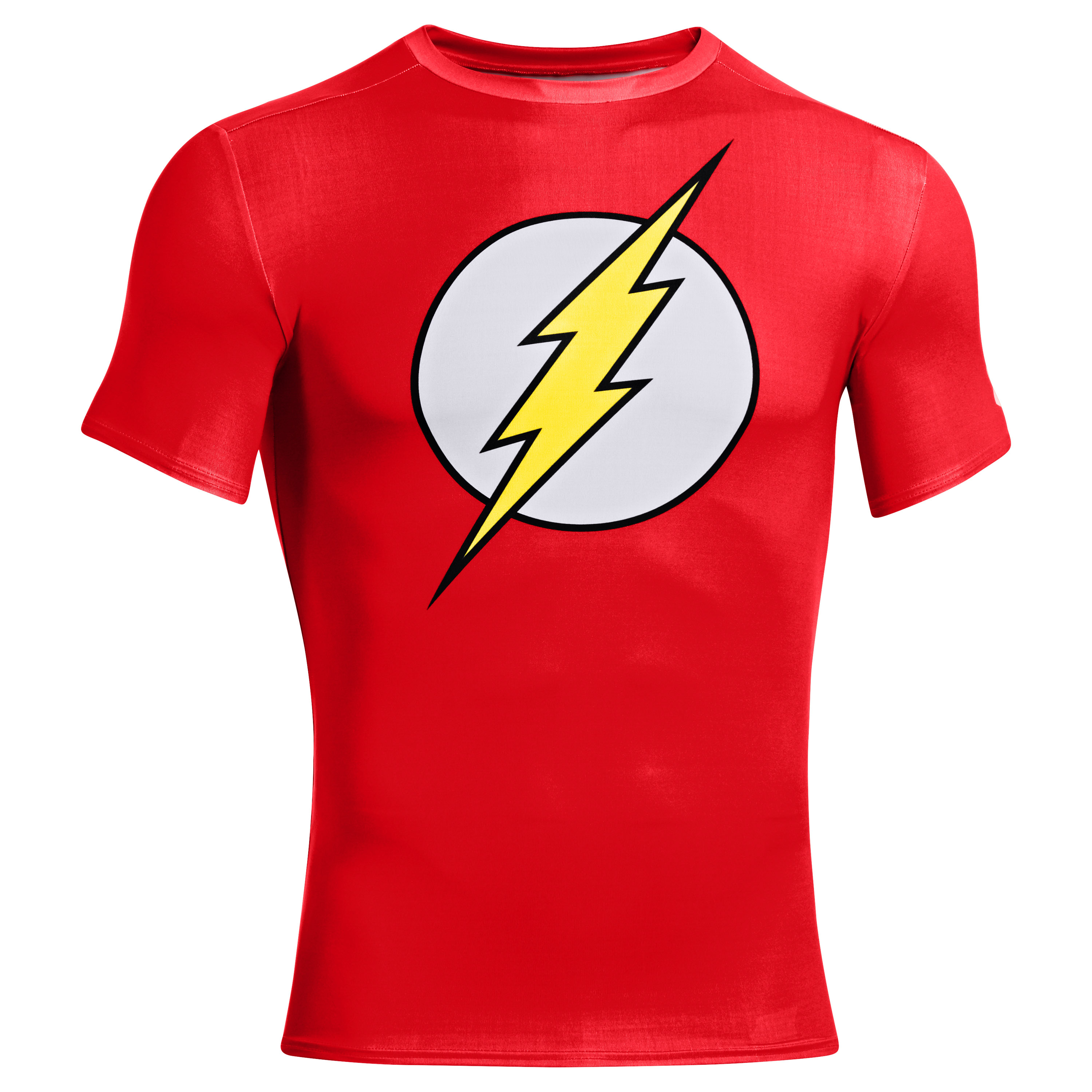Under Armour Shirt Alter Ego The Flash red