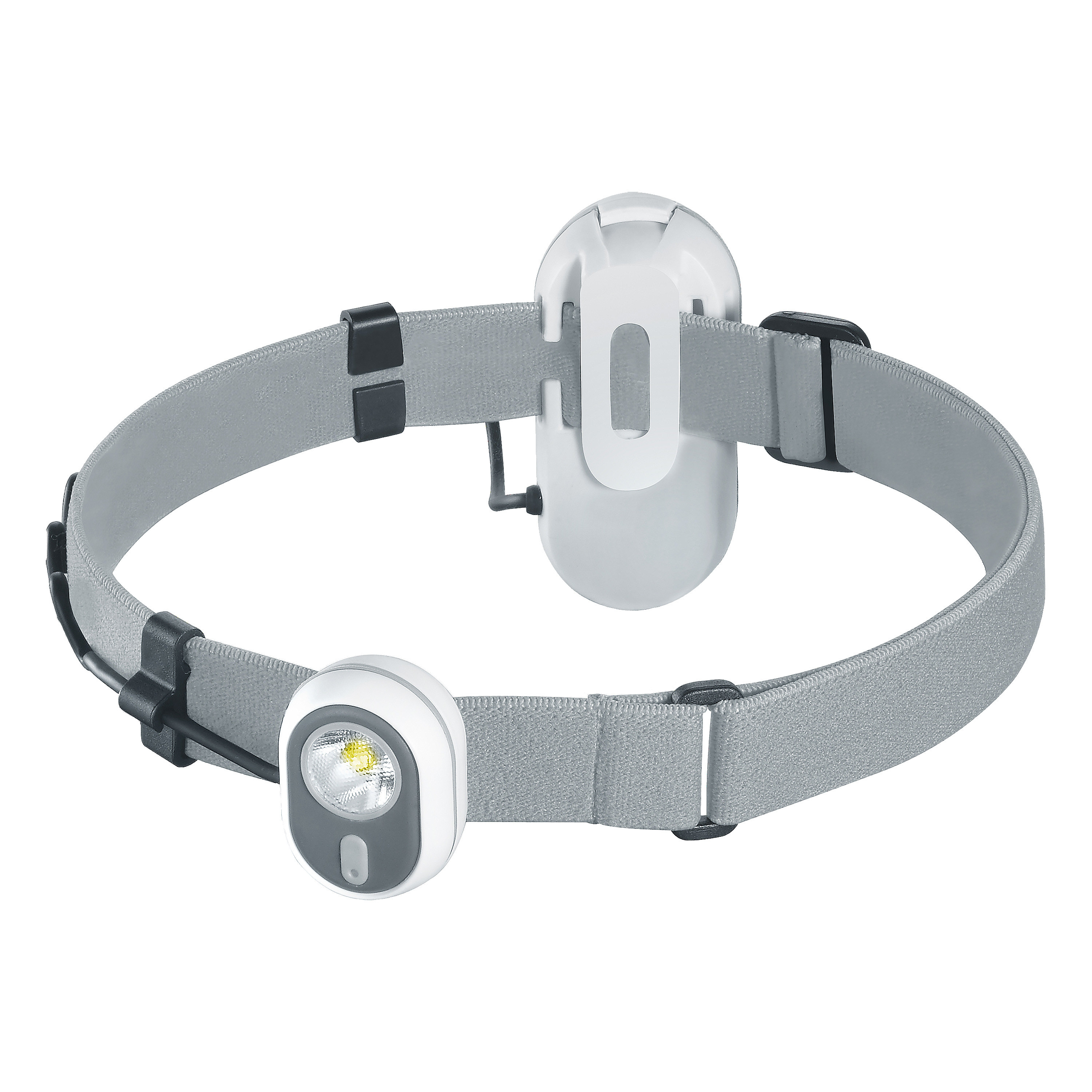 Alpina Sport Head Lamp AS01 gray