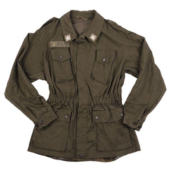 Italian Field Jacket Like New olive