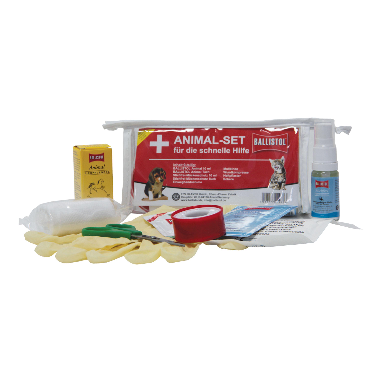 Ballistol Animal First Aid Set