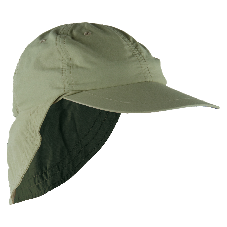 Legionnaire Cap Supplex khaki