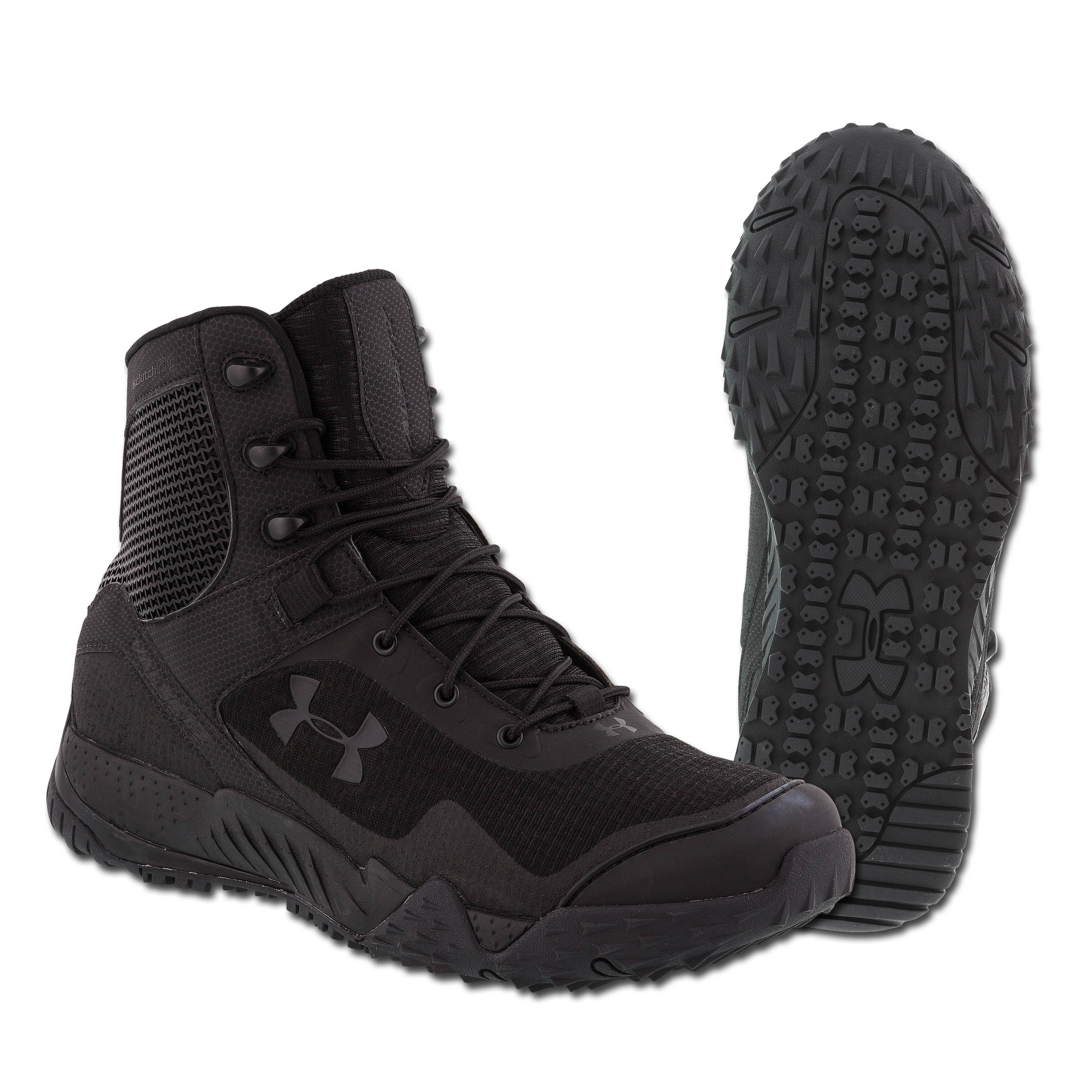 Under Armour Valsetz Tactical RTS Boot black