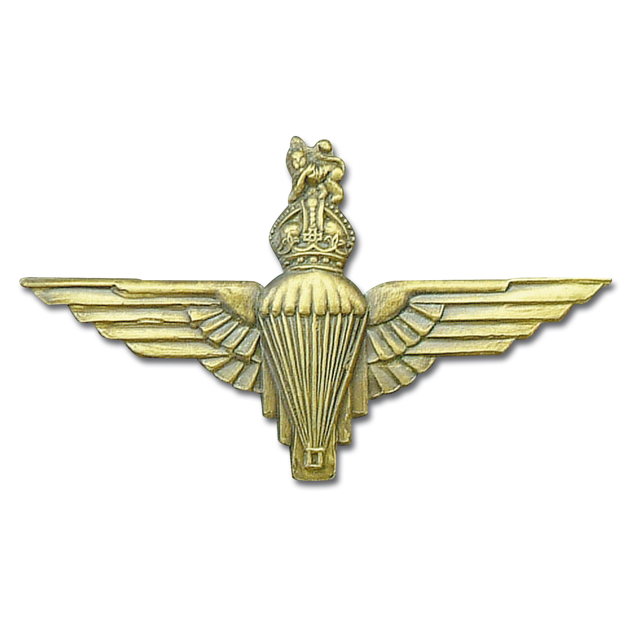 Parachute Badge Queens Crown