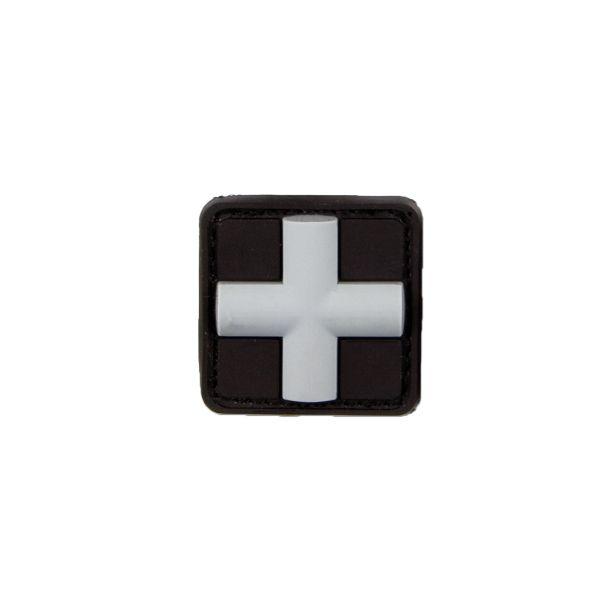 3D-Patch Red Cross Medic swat 25 mm