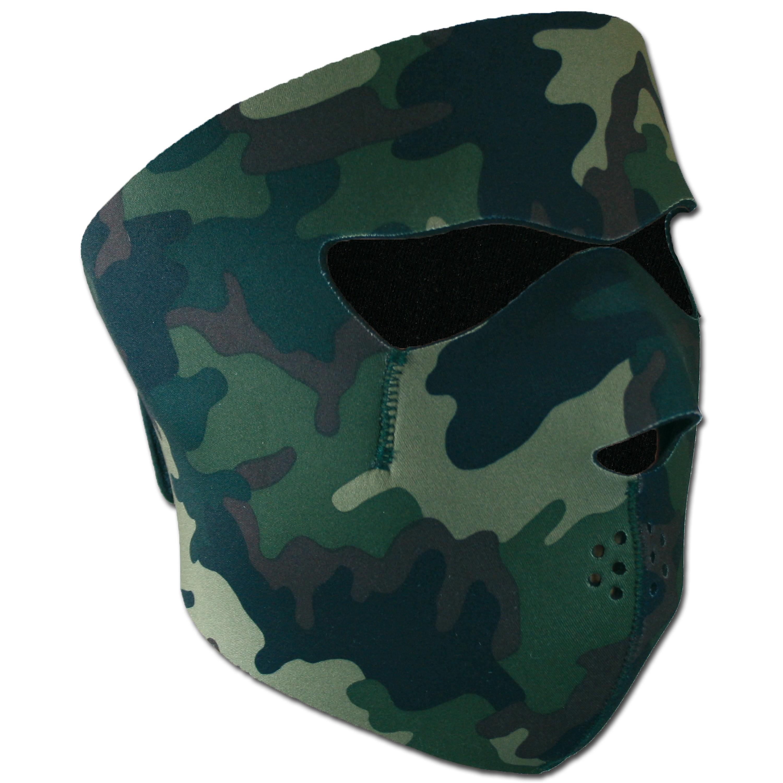 Neoprene Face Mask Reversible