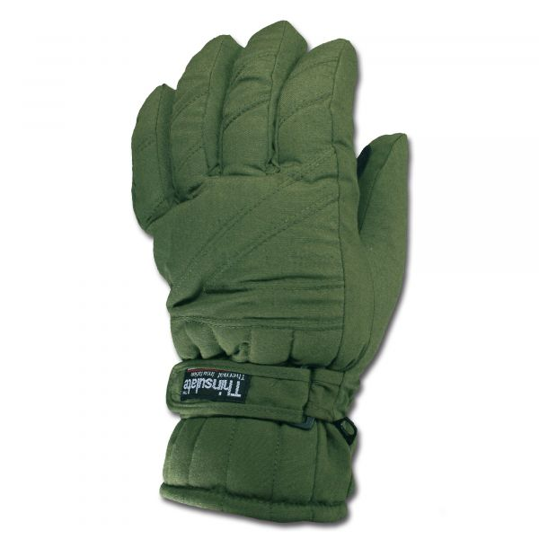 Thinsulate Gloves olive