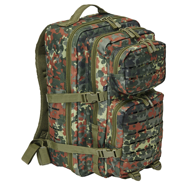 Brandit U.S. Cooper Backpack Laser Cut Large flecktarn
