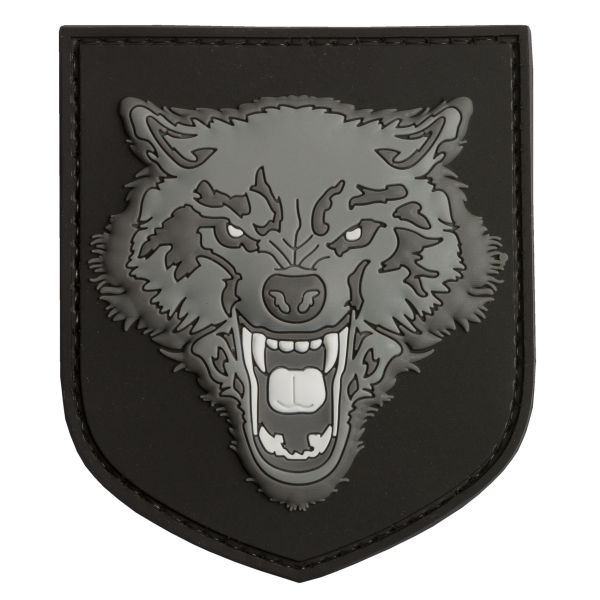 TAP 3D Patch Wolf gray