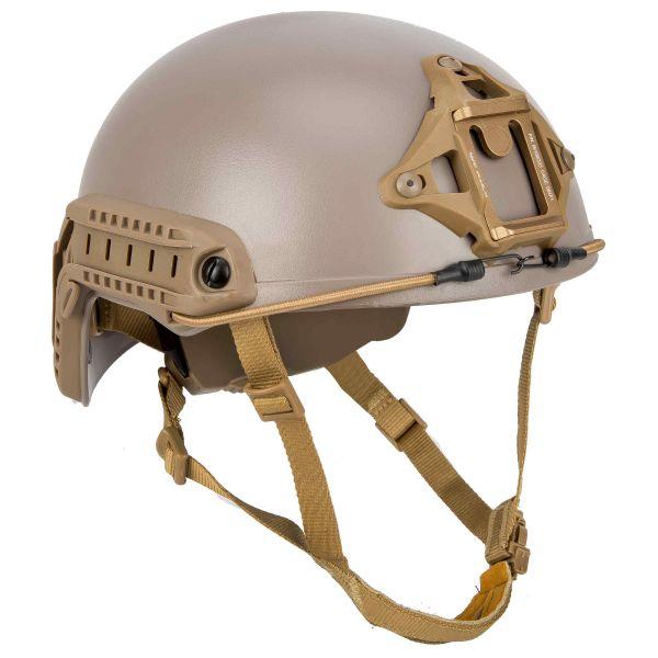 FMA Ballistic High Cut XP Helmet Large/Extra Large dark earth