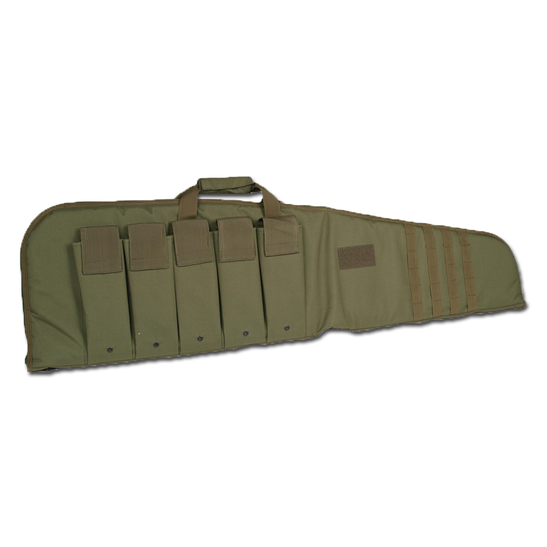 Rifle Case with Shoulder Strap olive 120 cm