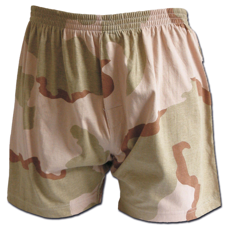 Boxer Shorts desert 3-colour