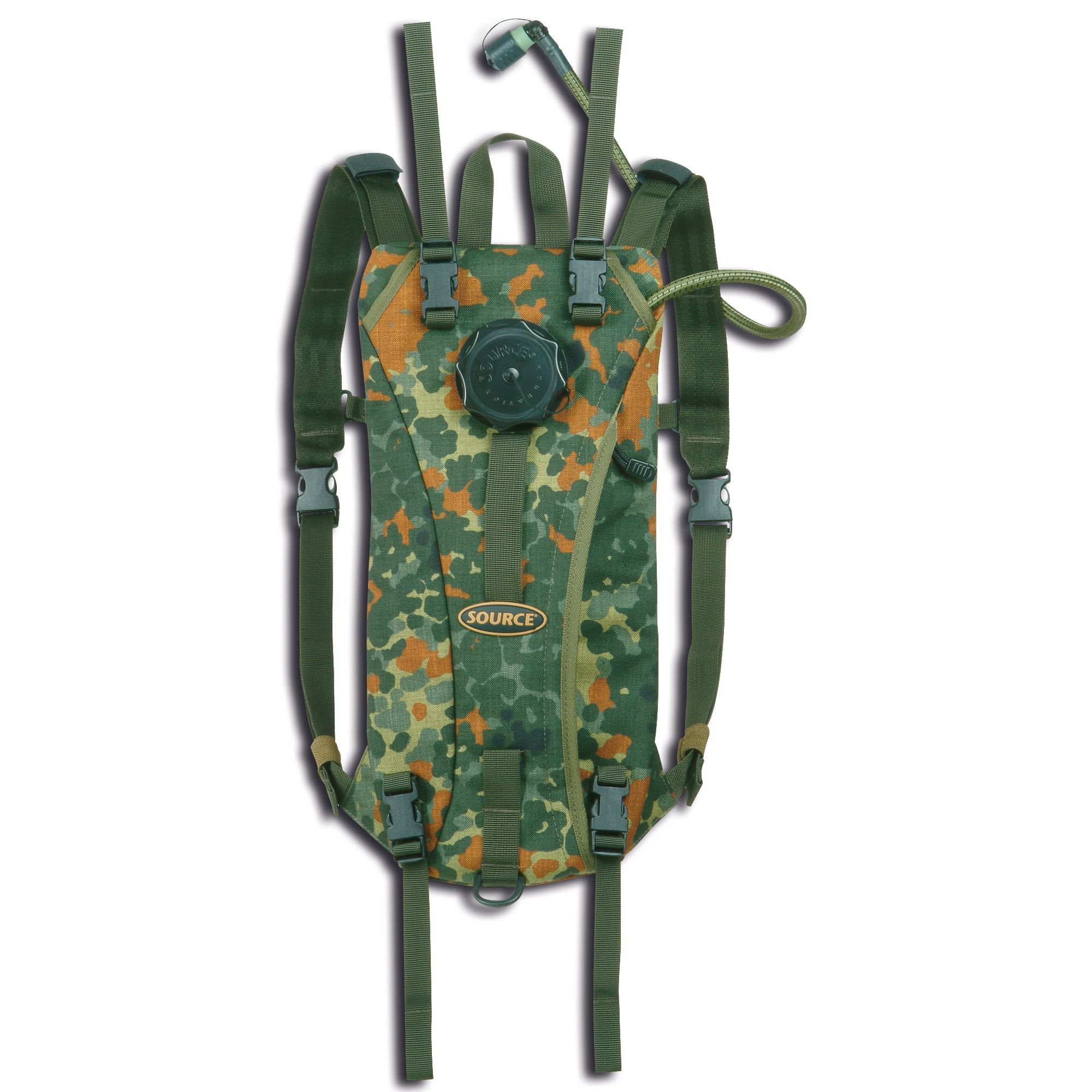 Source Waterpack Tactical 3 L flecktarn