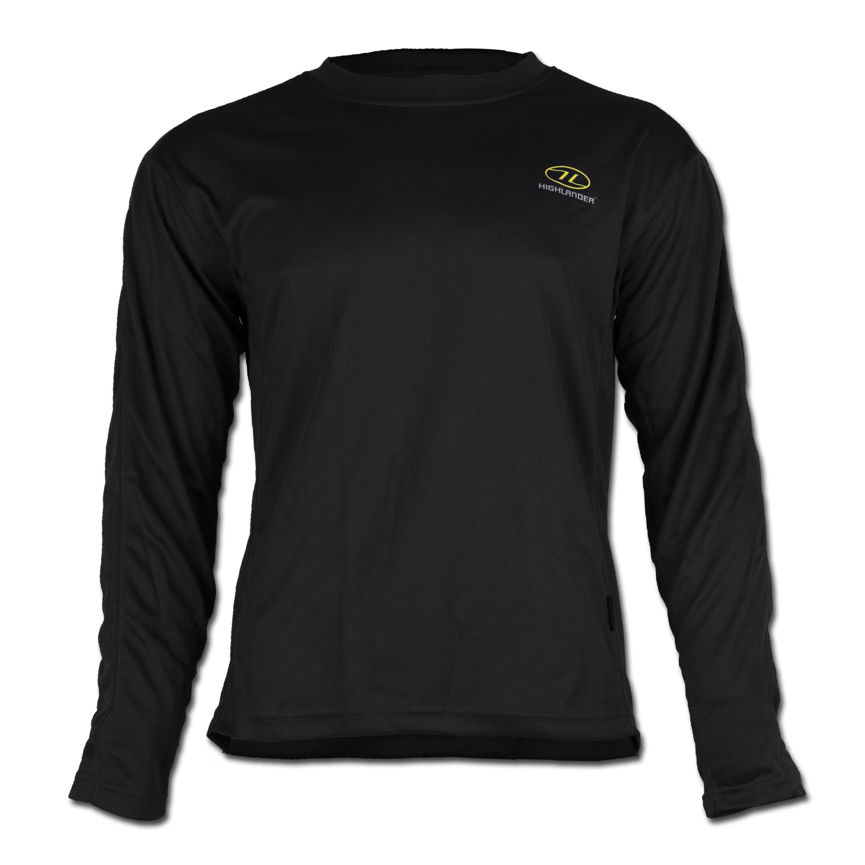 Highlander Climate-X Long Sleeve Shirt black