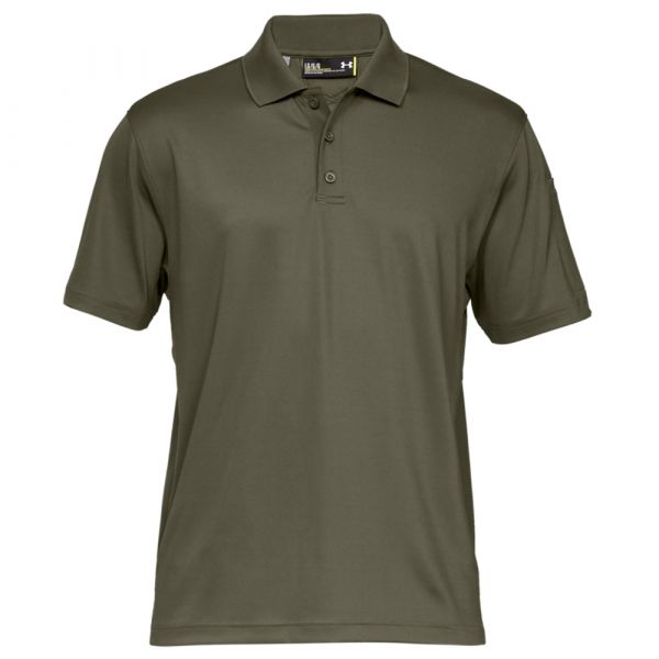 Under Armour Tactical Polo Shirt Tac Performance OD green