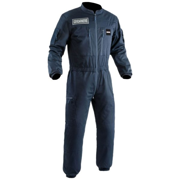 TOE Concept SWAT Overall Antistatic blue