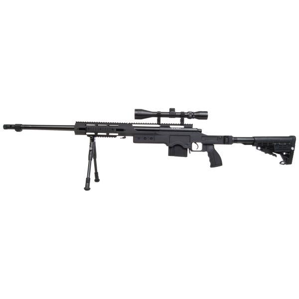 GSG Airsoft 4412 Sniper Spring Power 1.6 J black