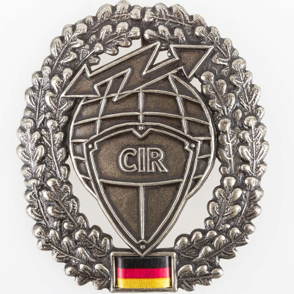 Beret insignia BW Cyber- und Informationsraum CIR