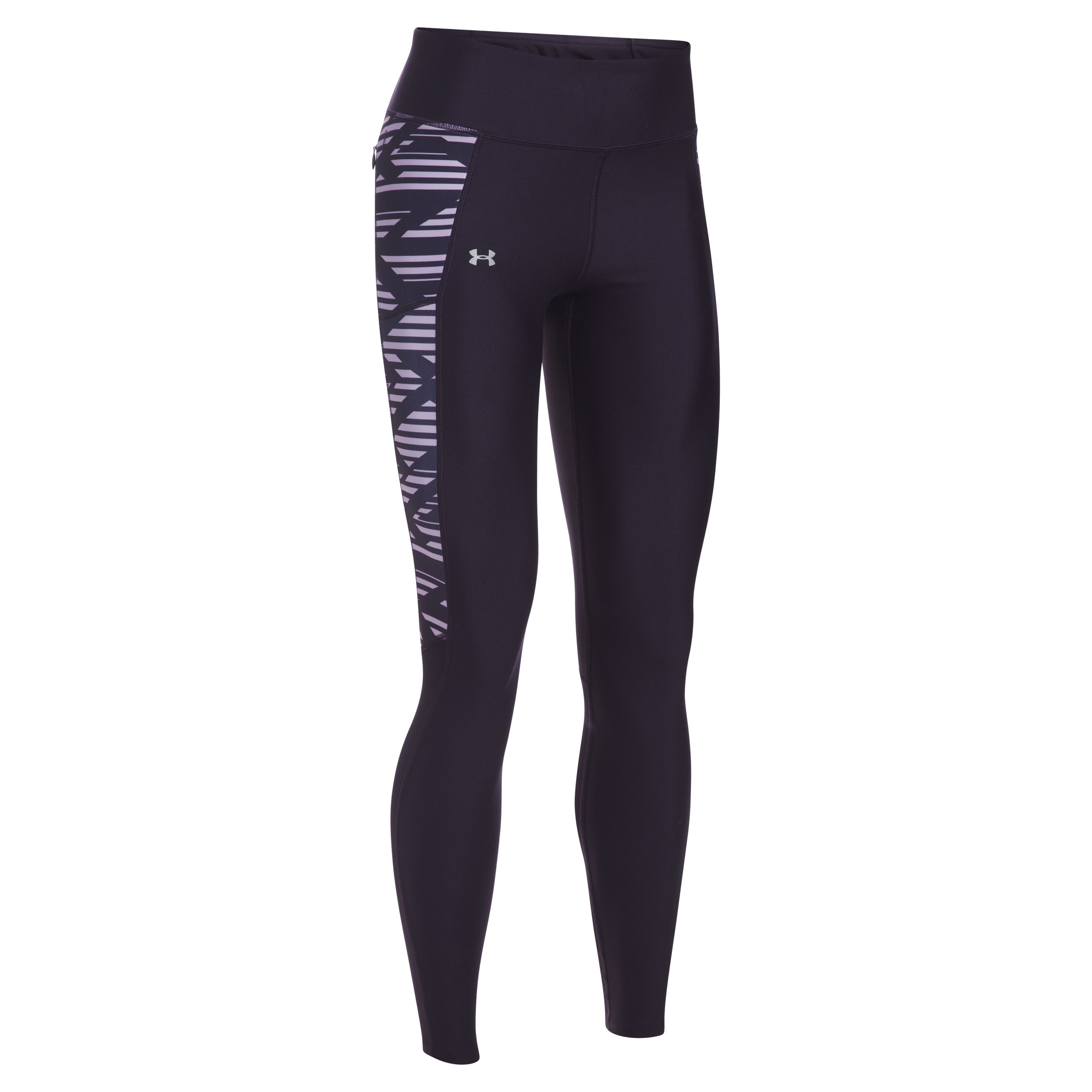 Under Armour Women's Fitness Leggings Fly By purple
