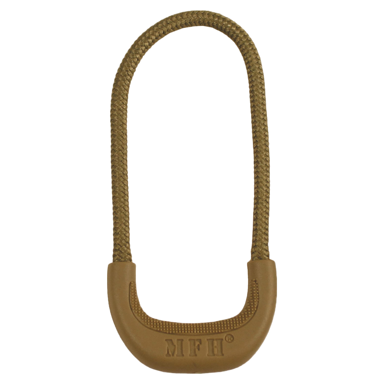 MFH Zipper-Ring 10 Pack coyote tan