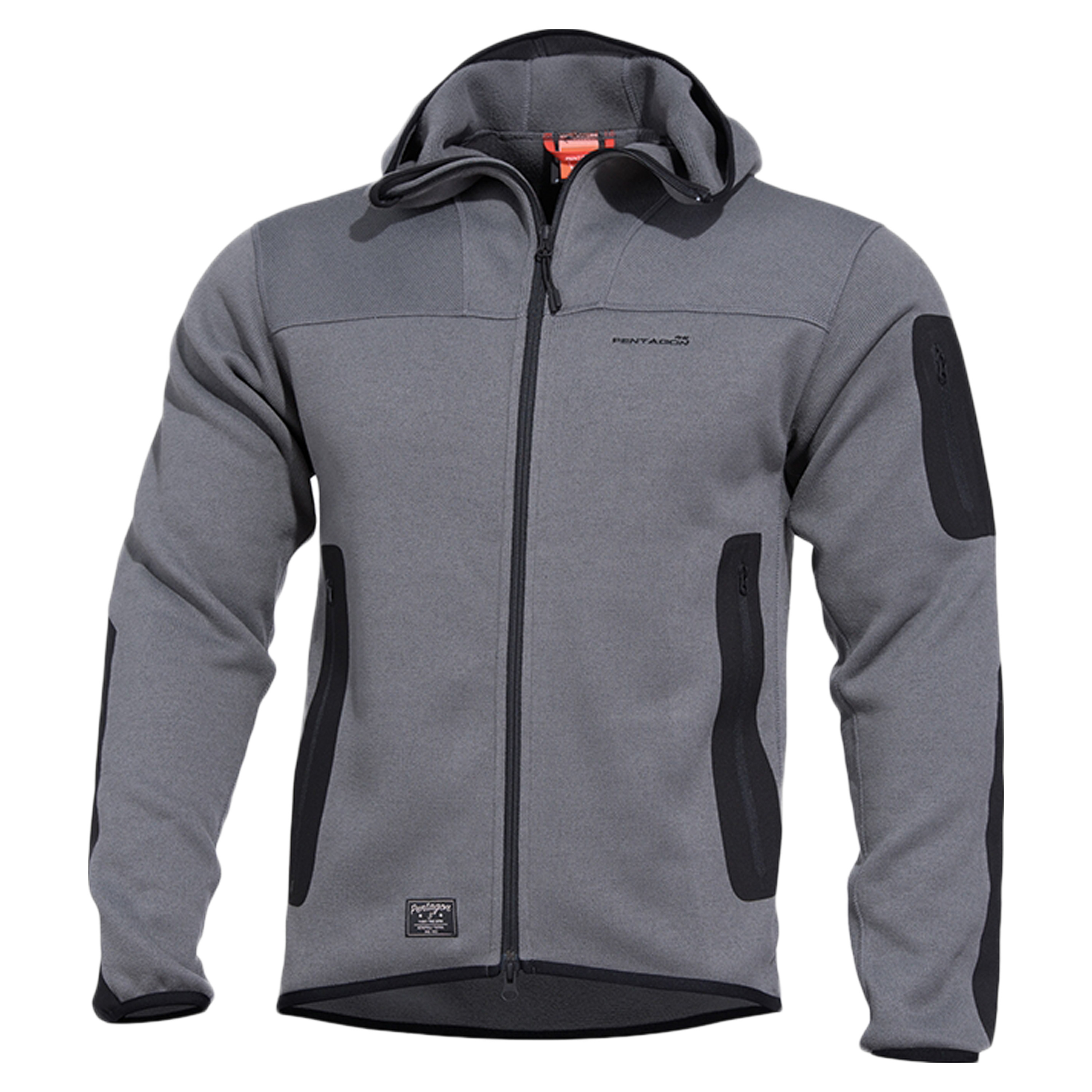 Pentagon Hooded Sweater Falcon 2.0 Tactical gray
