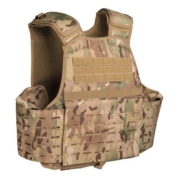 Laser Cut Carrier Vest multitarn