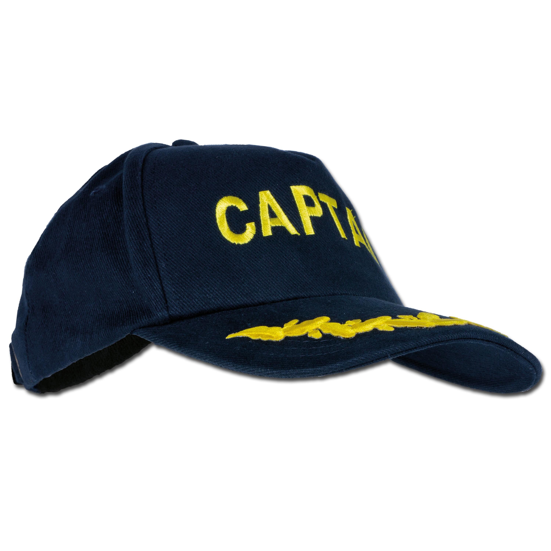 Baseball Cap Captain