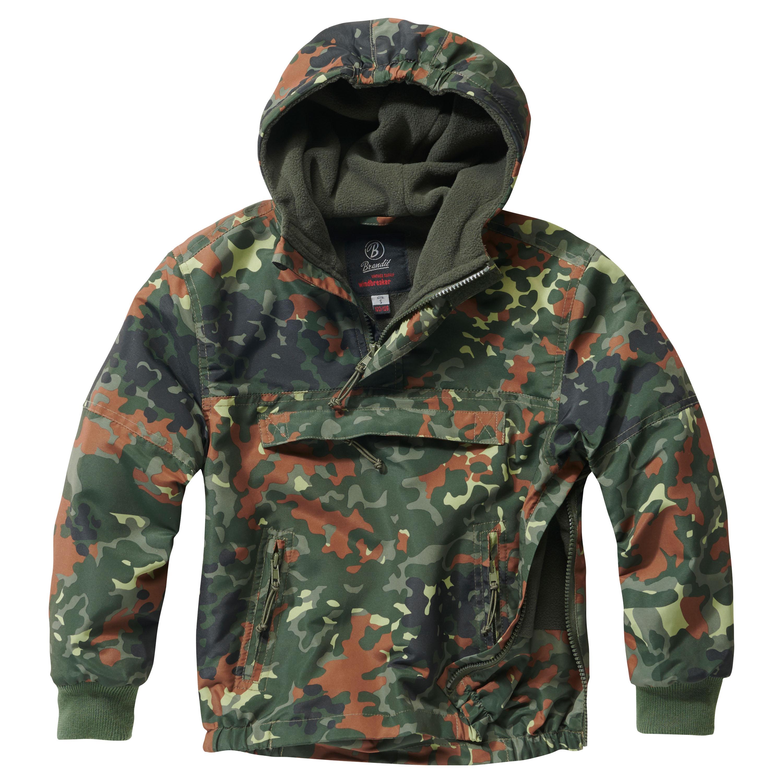Brandit Windbreaker Jacket Kids flecktarn