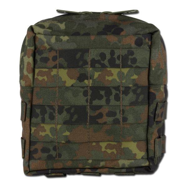 Zentauron Zipper Bag Large flecktarn